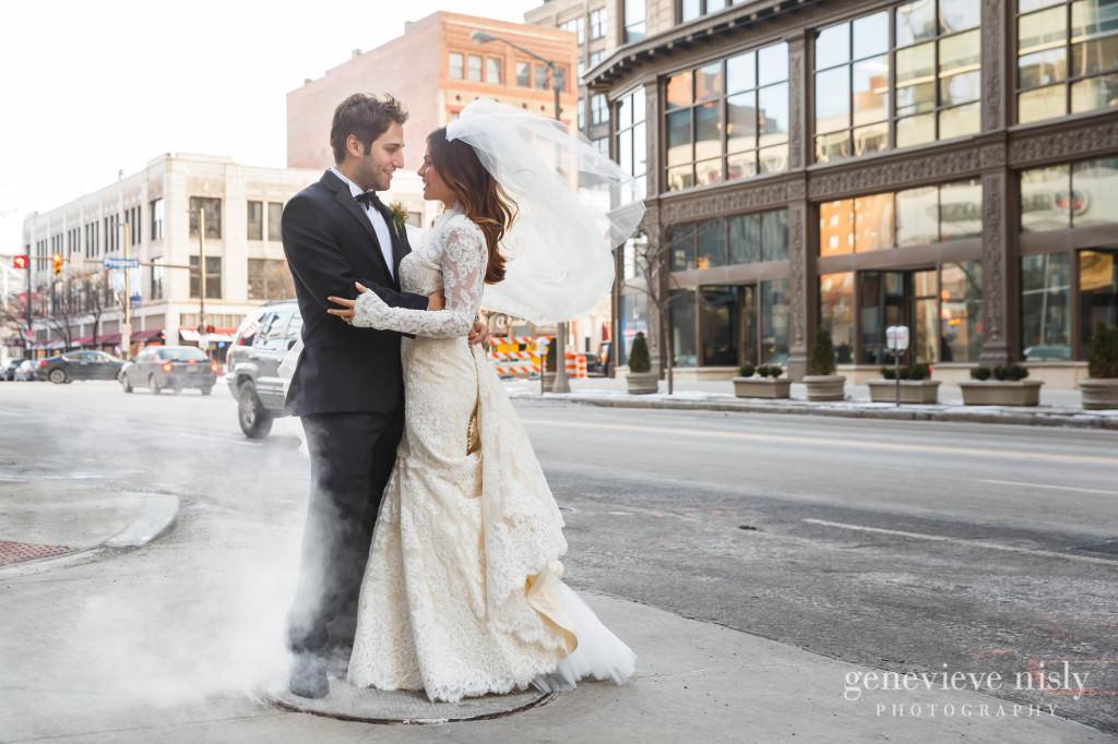 Cleveland, Metropolitan at the 9, Ohio, The Vault, Wedding, Winter