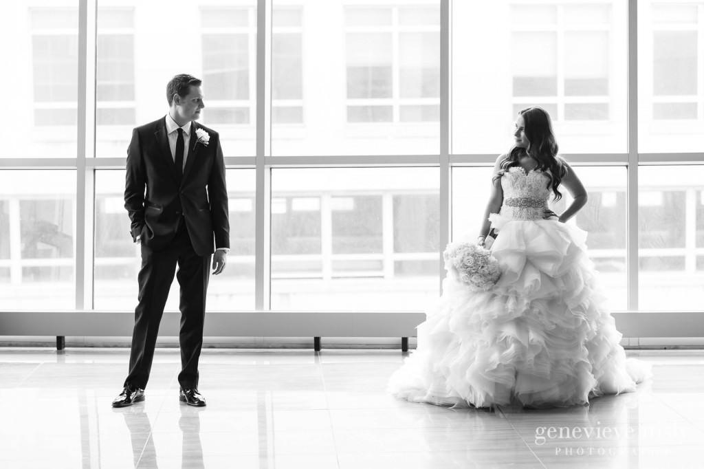Cleveland, Ohio, Spring, The Westin, Wedding