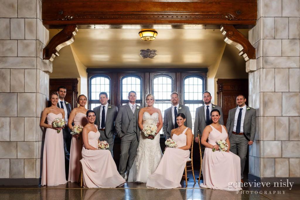 Cleveland, Copyright Genevieve Nisly Photography, Ohio, Spring, Tudor Arms Hotel, Wedding