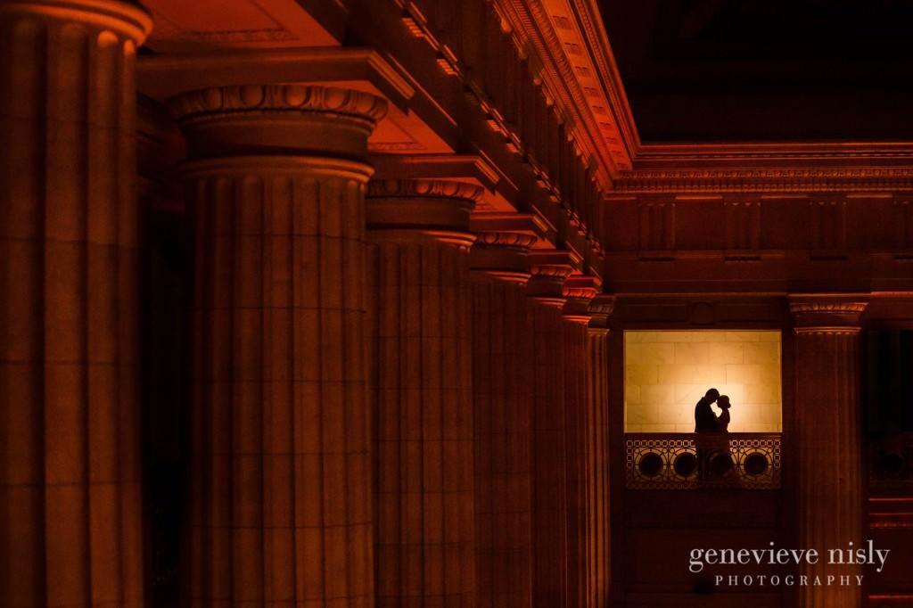78th Street Studios, City Hall Rotunda, Cleveland, Copyright Genevieve Nisly Photography, Ohio, Spring, Wedding