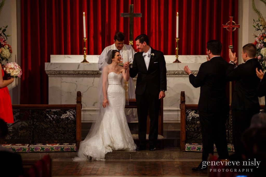 Church of the Saviour, Cleveland, Copyright Genevieve Nisly Photography, Ohio, Spring, Wedding