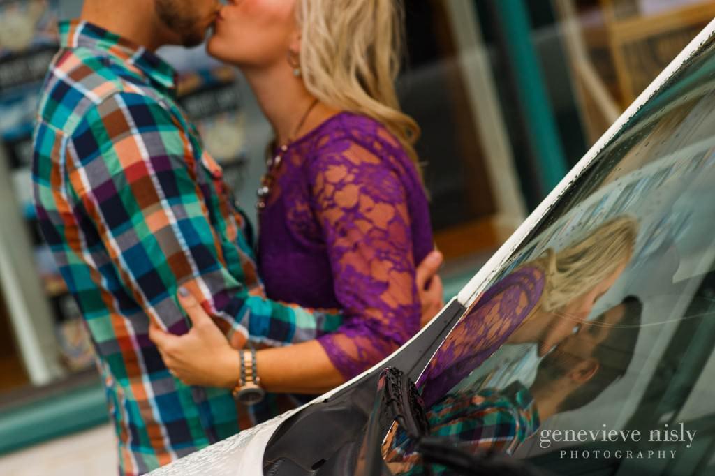 Cleveland, Copyright Genevieve Nisly Photography, Engagements, Ohio City, Summer