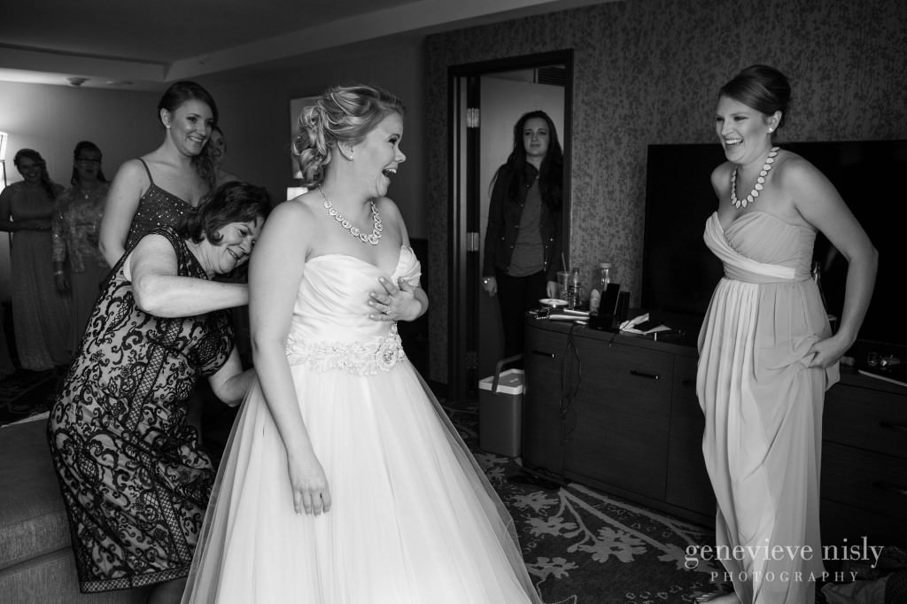 Fall, Ohio, The Westin, Wedding
