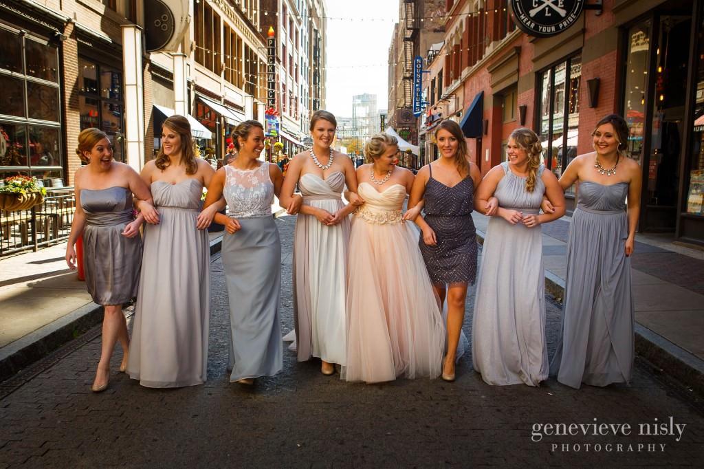 East 4th St., Fall, Ohio, Wedding
