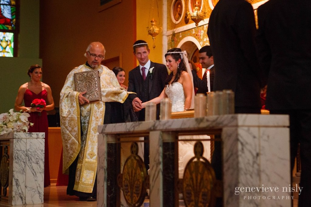Cleveland, Copyright Genevieve Nisly Photography, Fall, St. Constantine, Wedding