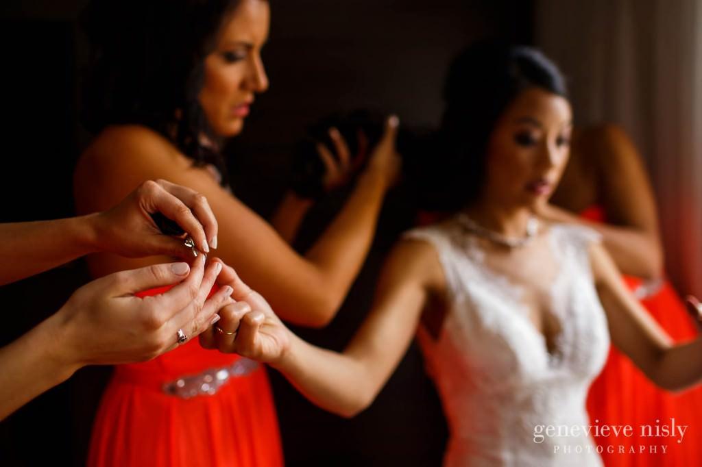 Cleveland, Copyright Genevieve Nisly Photography, Metropolitan at the 9, Ohio, Spring, Wedding