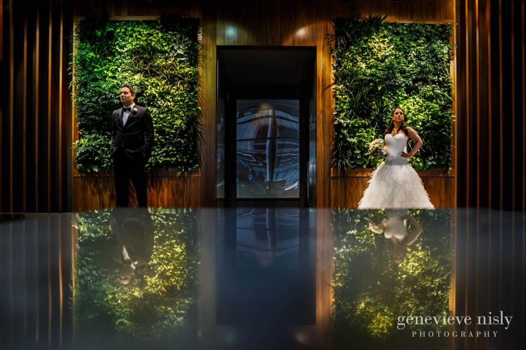 Cleveland Copyright Genevieve Nisly Photography Ohio Wedding Westin Winter