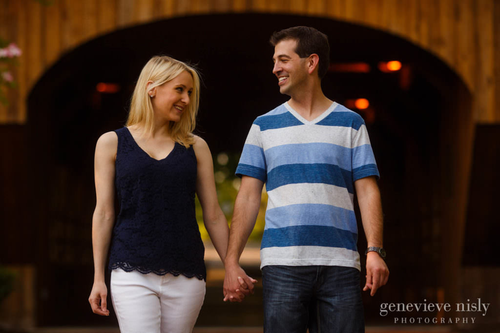Copyright Genevieve Nisly Photography, Engagements, Fortier Park, Ohio, Olmsted Falls, Spring
