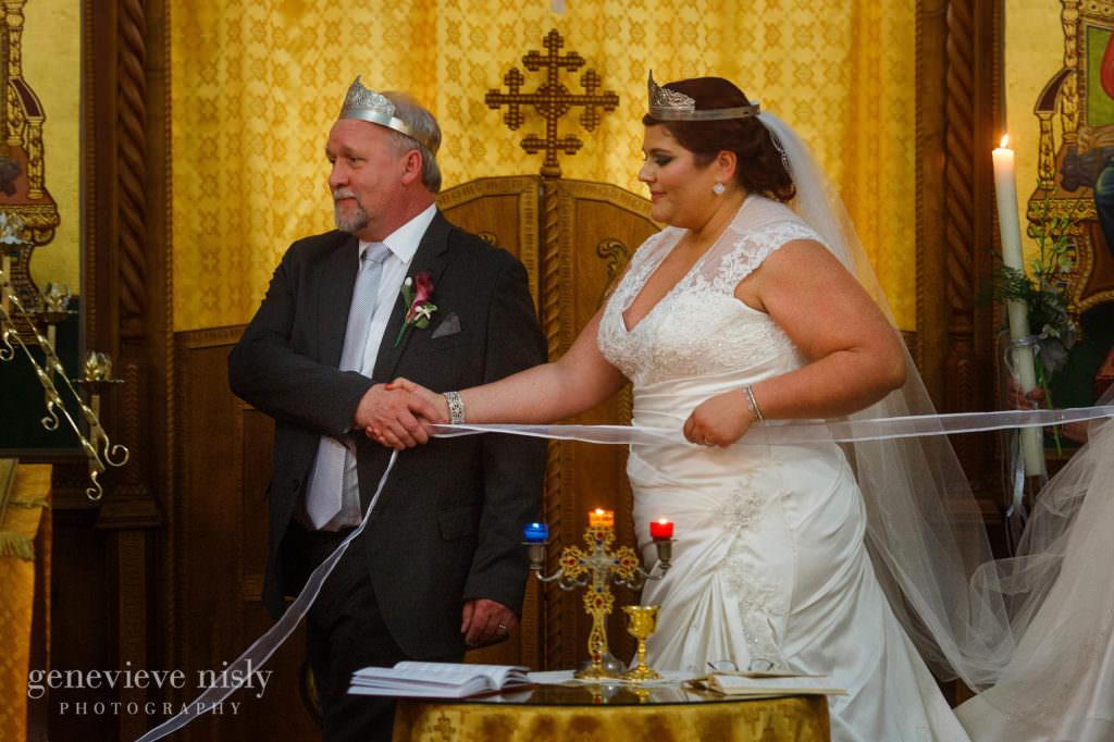Buna Vestire Church, Cleveland, Copyright Genevieve Nisly Photography, Ohio, Spring, Wedding