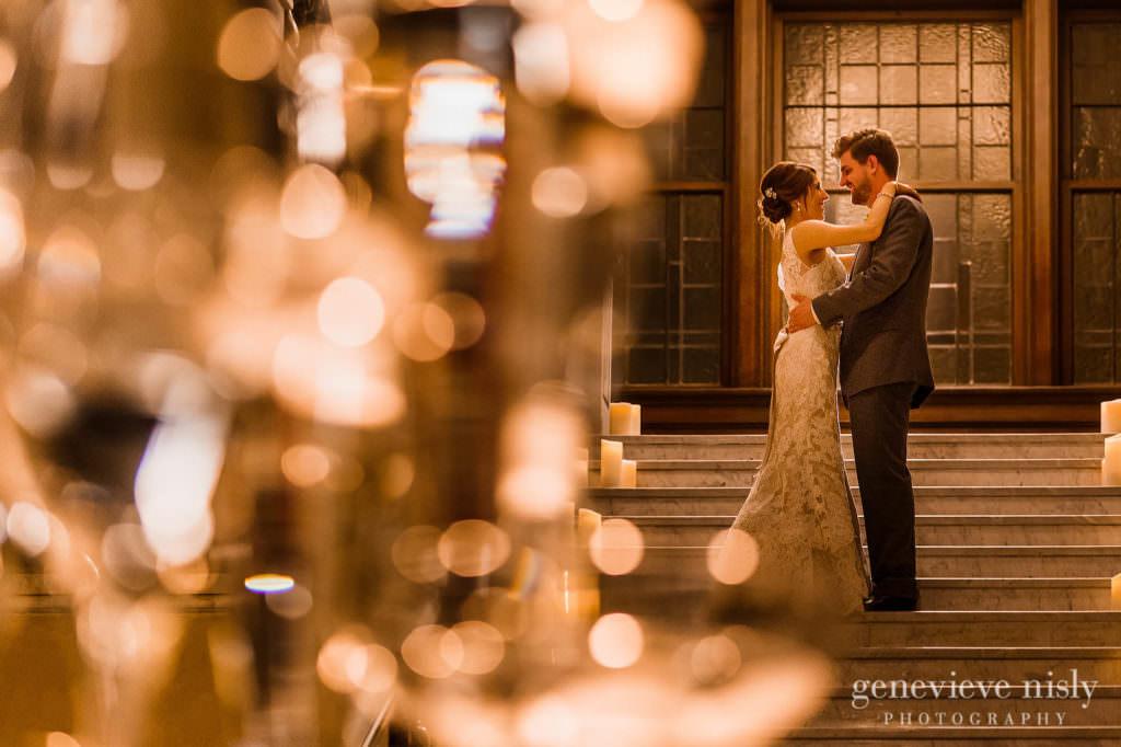 Cleveland, Copyright Genevieve Nisly Photography, Ohio, Summer, Union Club, Wedding
