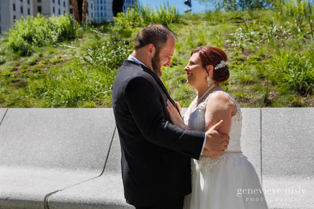 Cleveland, Copyright Genevieve Nisly Photography, Marriott Key Center, Ohio, Summer, Wedding