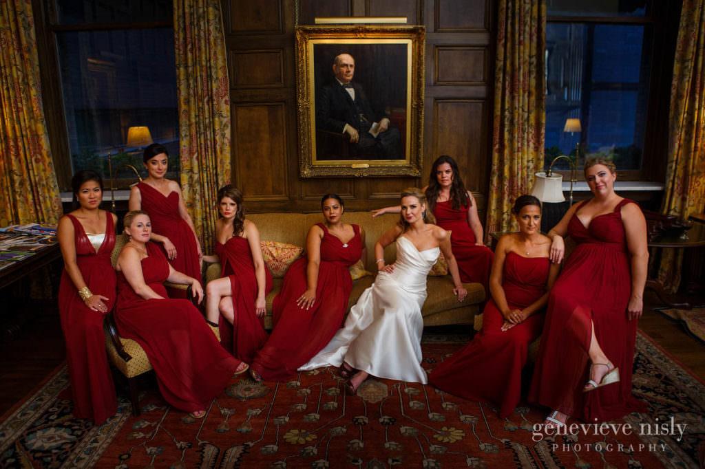 Wedding, Summer, Ohio, Cleveland, Union Club