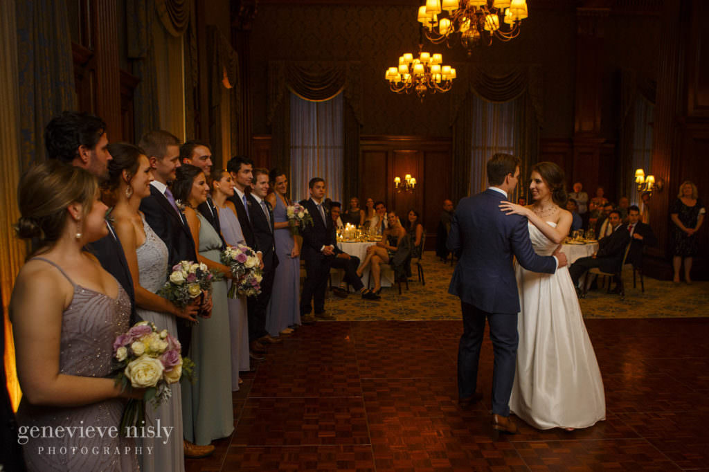Wedding, Copyright Genevieve Nisly Photography, Fall, Ohio, Cleveland, Union Club