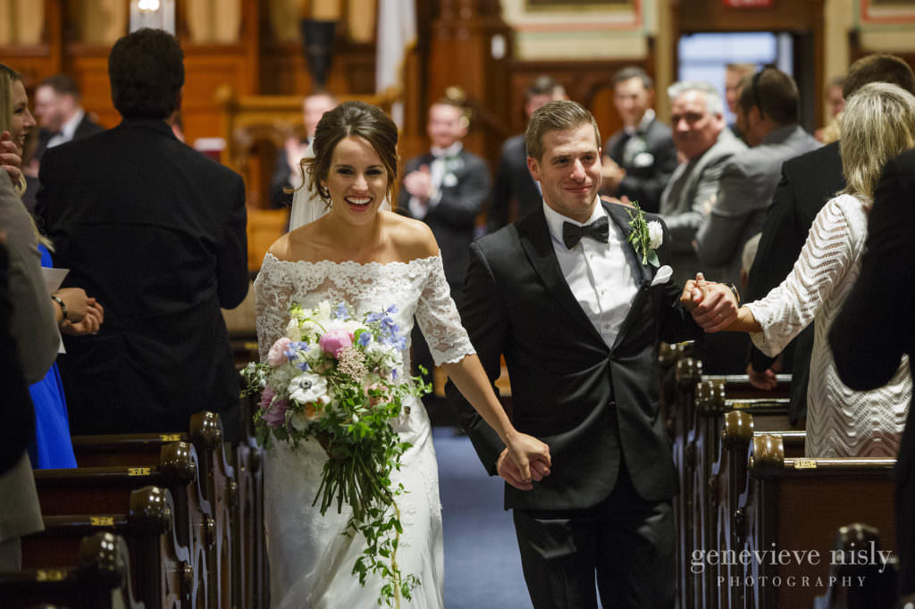 Old Stone Church, Ohio, Copyright Genevieve Nisly Photography, Wedding, Summer, Cleveland
