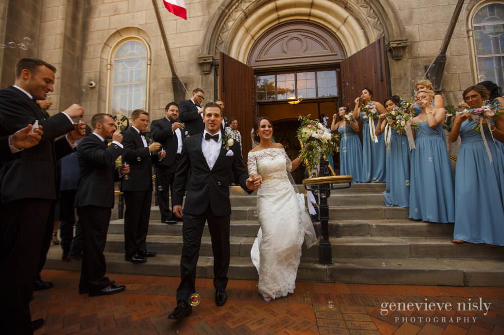 Cleveland, Summer, Wedding, Copyright Genevieve Nisly Photography, Ohio, Old Stone Church