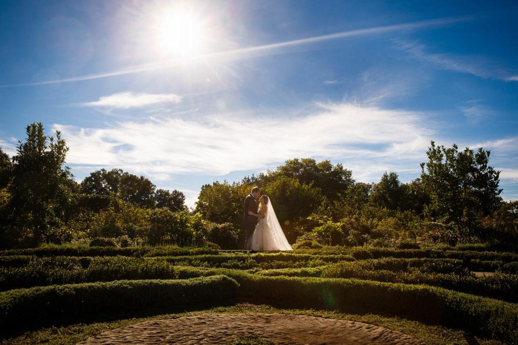 Cleveland, Ohio, Wedding, Botanical Gardens, Copyright Genevieve Nisly Photography
