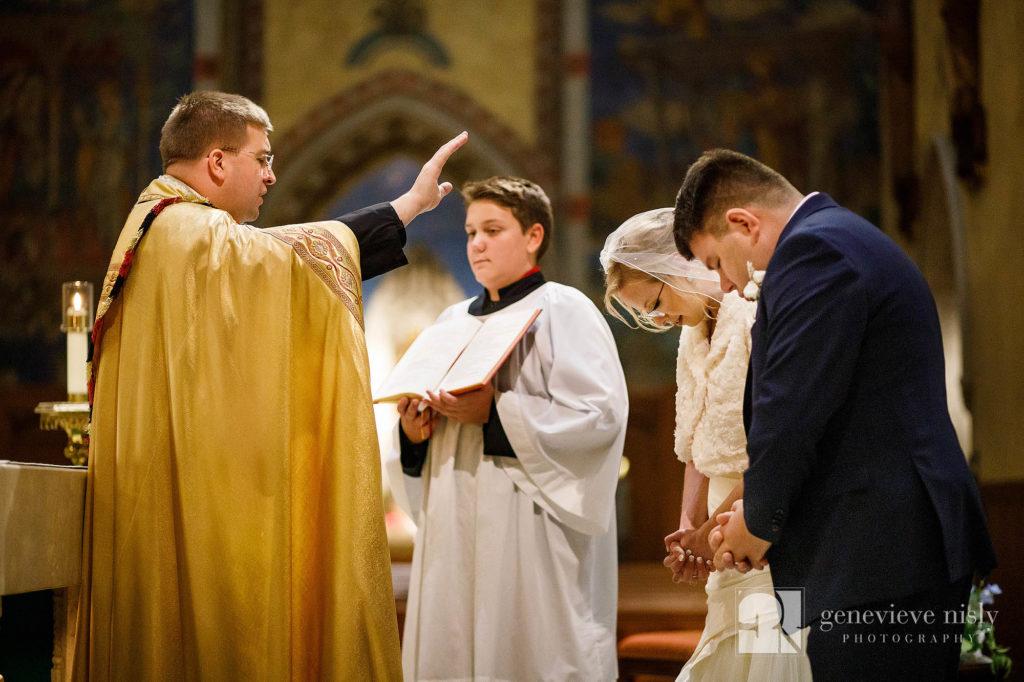 Wedding, Category, Copyright Genevieve Nisly Photography, Seasons, Summer, Ohio, Cleveland, St. John's Cathedral