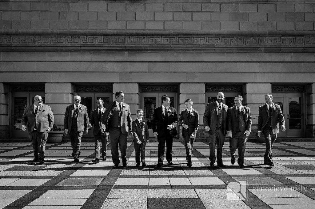 Wedding, Copyright Genevieve Nisly Photography, Cleveland, The Westin