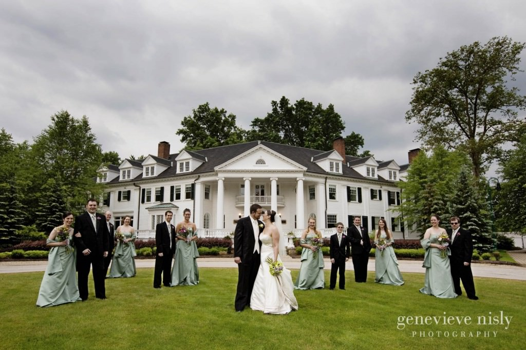 Wedding Copyright Genevieve Nisly Photography Moore Mooreland Mansion Ohio Summer