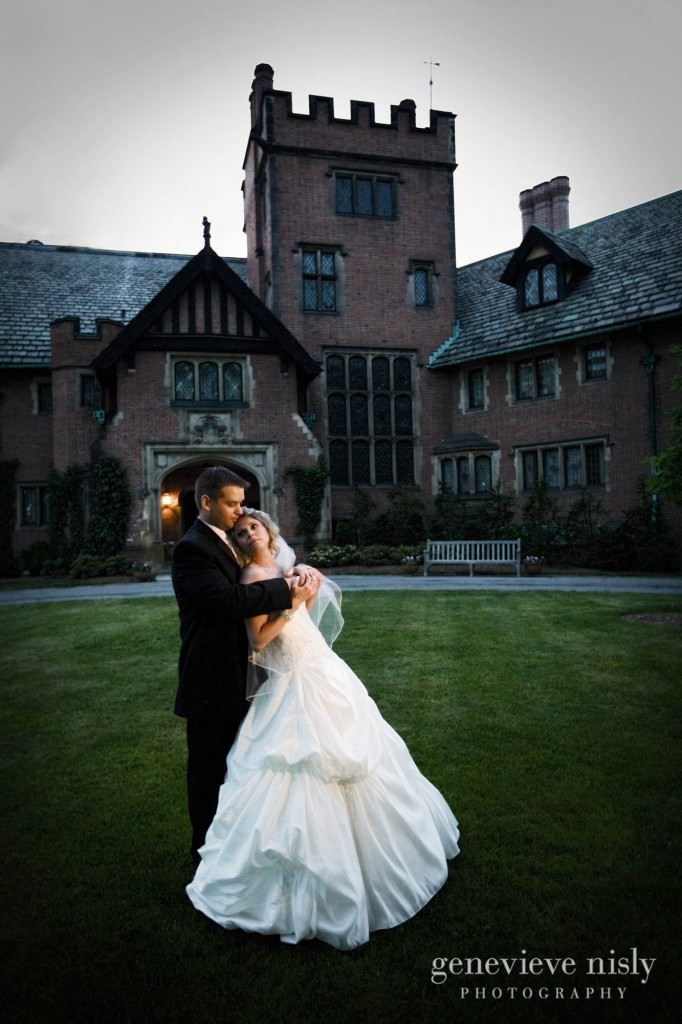 Akron, Copyright Genevieve Nisly Photography, Ohio, Stan Hywet, Summer, Wedding