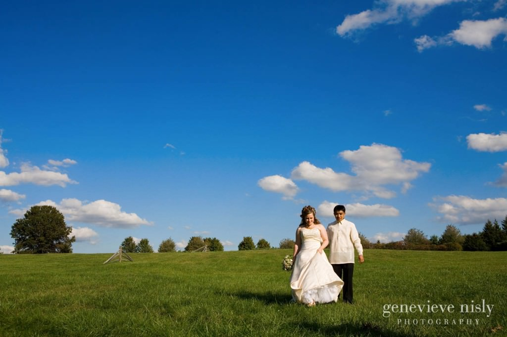 Canton, Fall, Fieldcrest, Ohio, Wedding