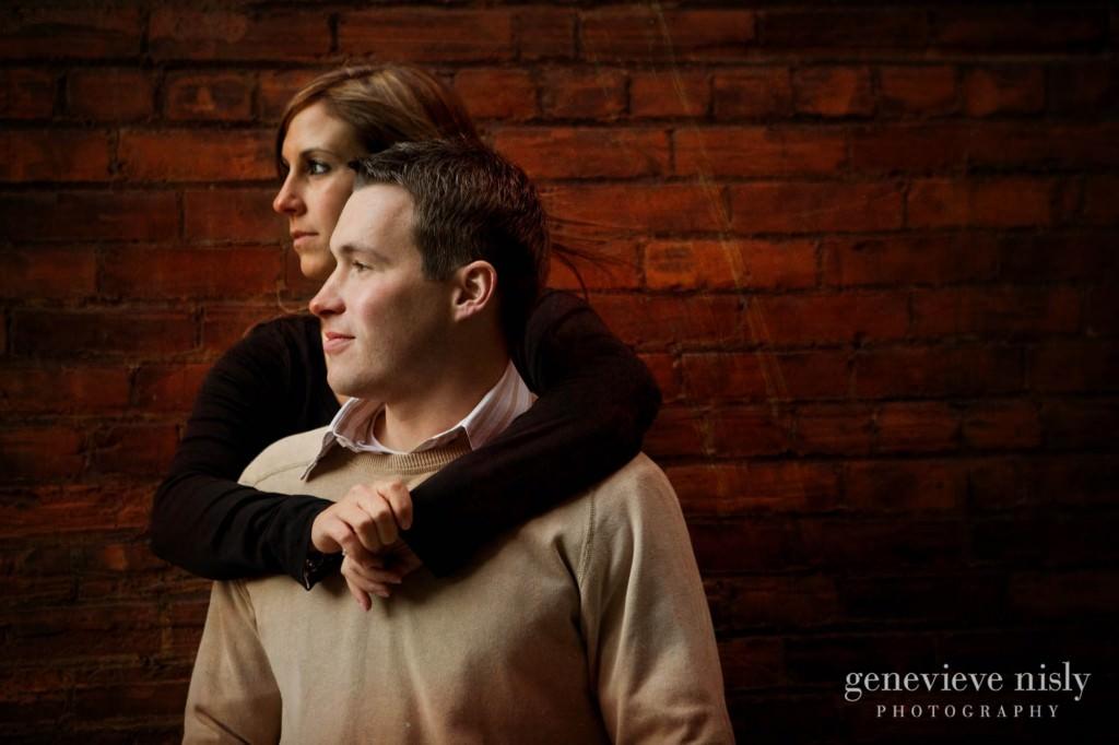 Cleveland, Copyright Genevieve Nisly Photography, Engagements, Fall, Ohio