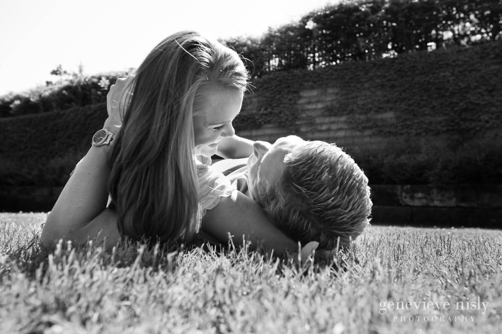 Akron, Copyright Genevieve Nisly Photography, Engagements, Summer