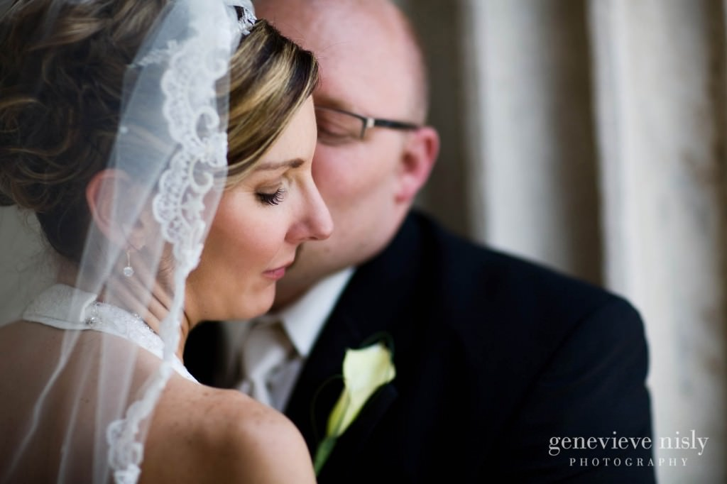 Copyright Genevieve Nisly Photography, Marriott Key Center, Ohio, Summer, Wedding