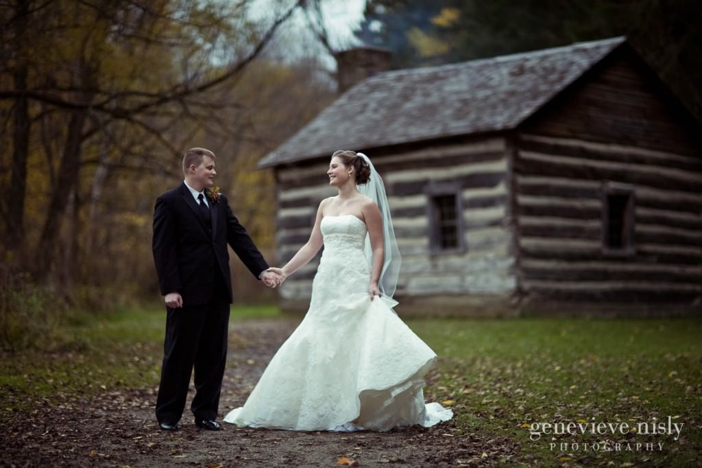 Akron, Fall, Hale Farm and Village, Ohio, Portage Country Club, Wedding