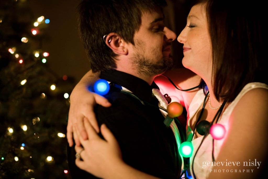 Akron, Copyright Genevieve Nisly Photography, Engagements, Ohio, Winter