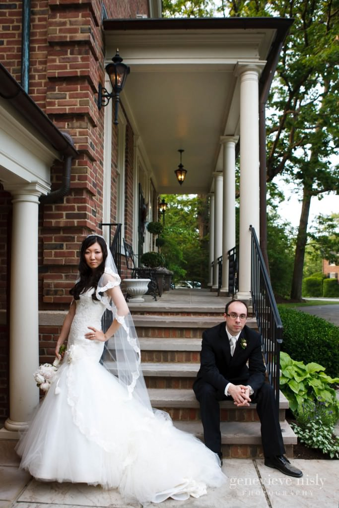 Cleveland, Clifton Club, Copyright Genevieve Nisly Photography, Ohio, Summer, Wedding