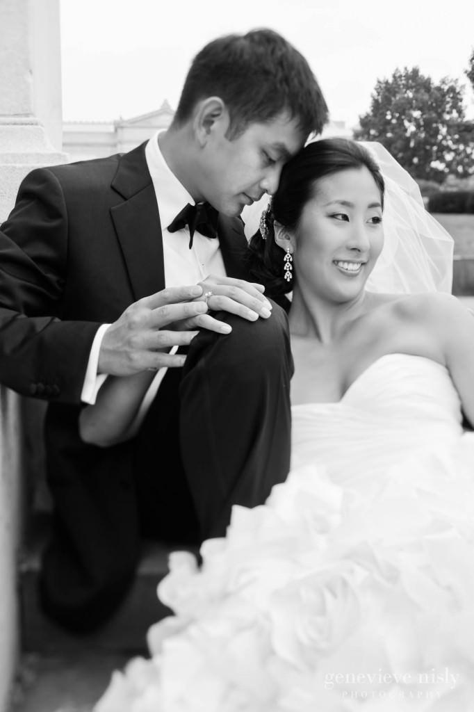 Cleveland, Copyright Genevieve Nisly Photography, Ohio, Summer, Wade Lagoon, Wedding