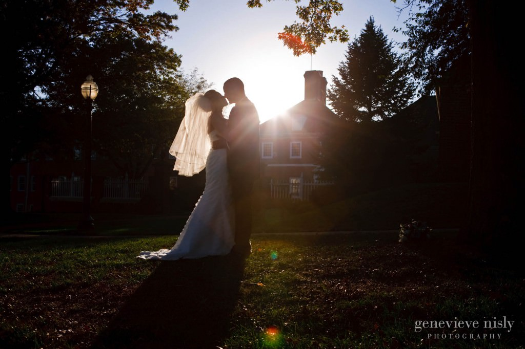 Blair Center, Copyright Genevieve Nisly Photography, Fall, Ohio, Wedding, Westfield