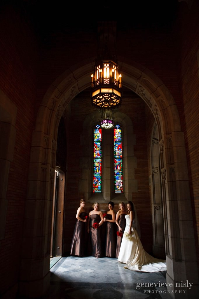 Copyright Genevieve Nisly Photography, Fall, Trinity Cathedral, Wedding