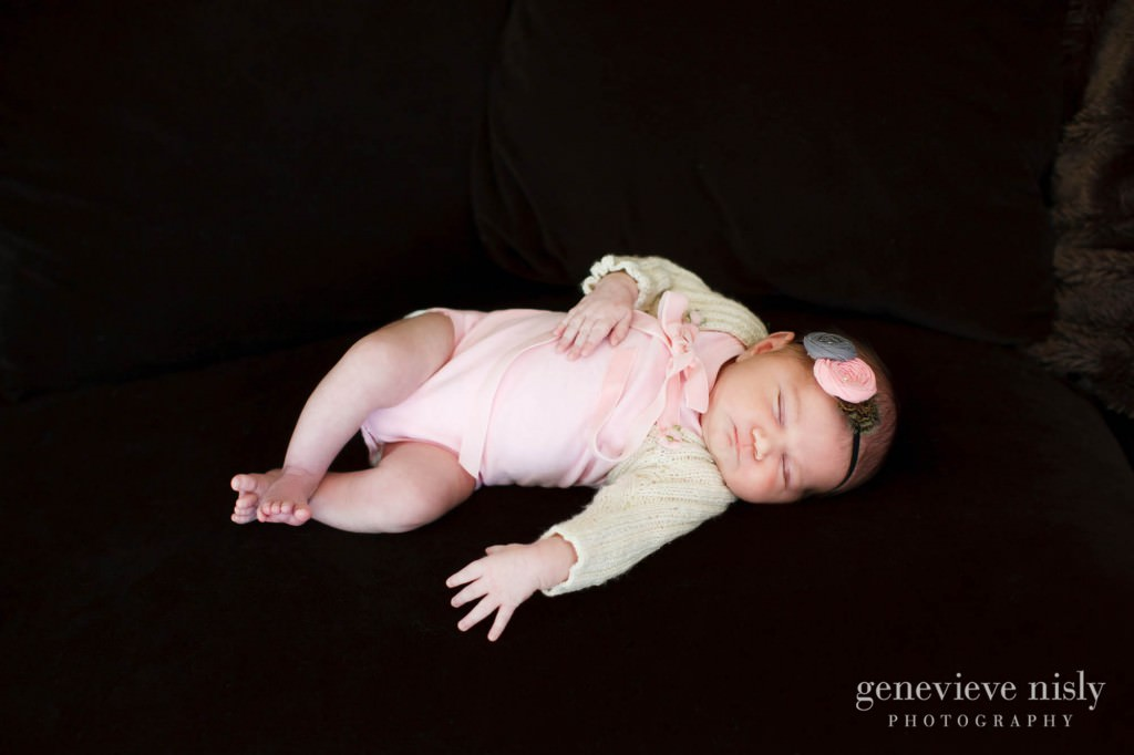 Baby, Canton, Copyright Genevieve Nisly Photography, Fall