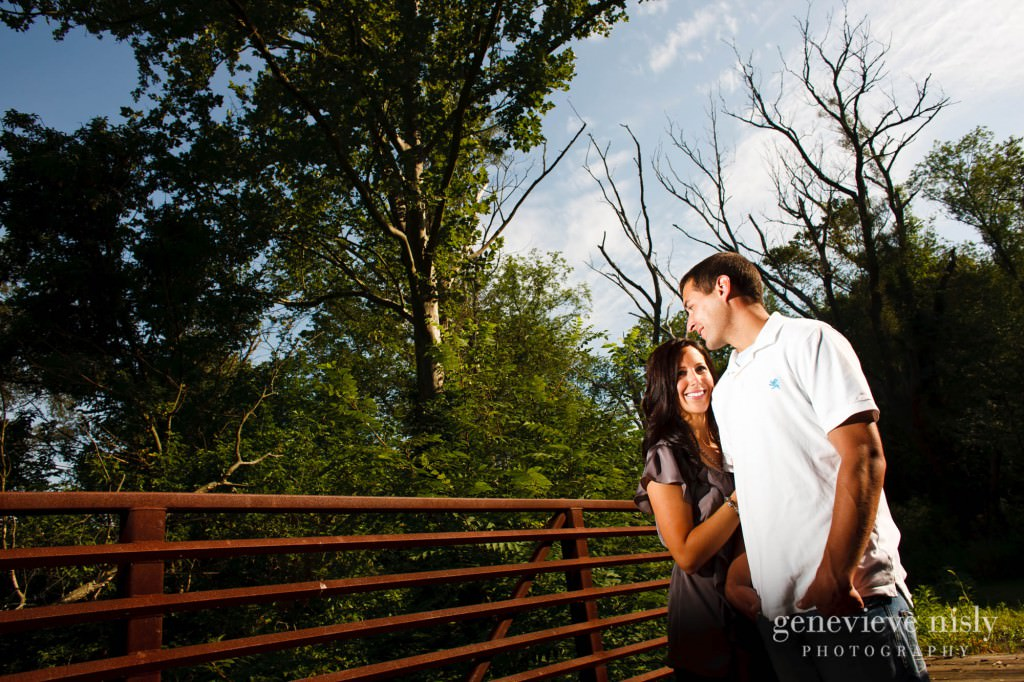 Copyright Genevieve Nisly Photography, Engagements, Louisville, Ohio, Summer
