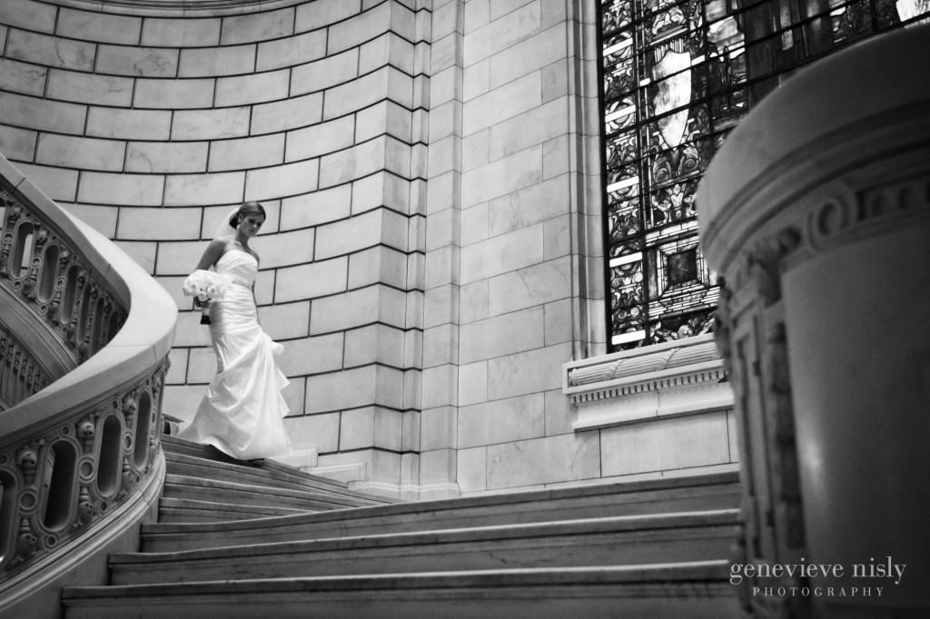 Cleveland, Copyright Genevieve Nisly Photography, Fall, Ohio, Old Courthouse, Wedding