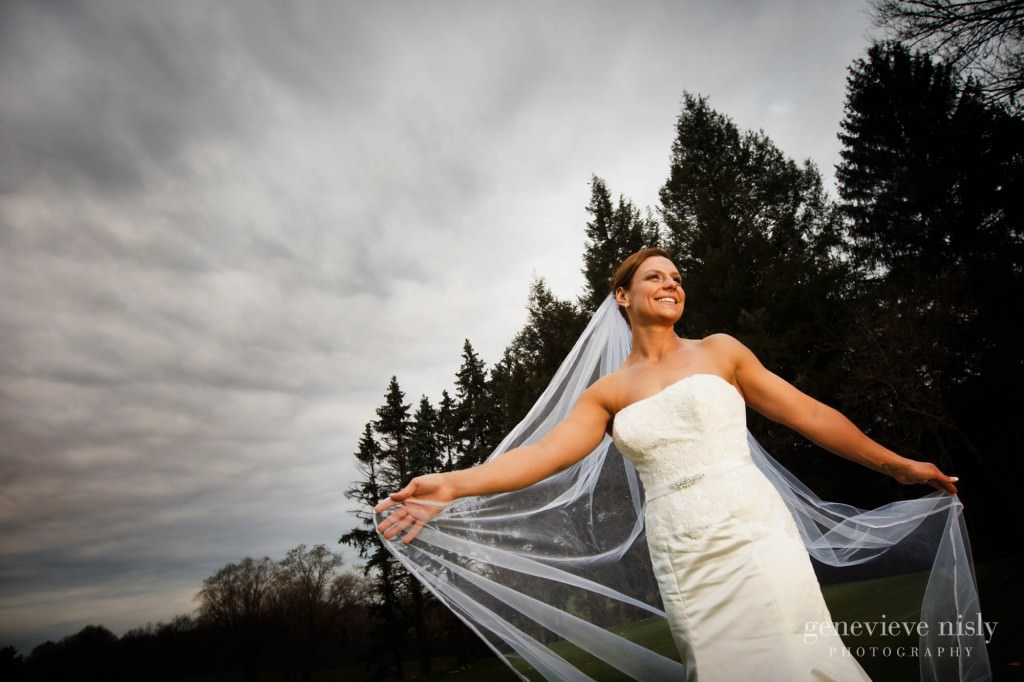Copyright Genevieve Nisly Photography, Fall, Ohio, Wedding, Youngstown, Younstown Country Club