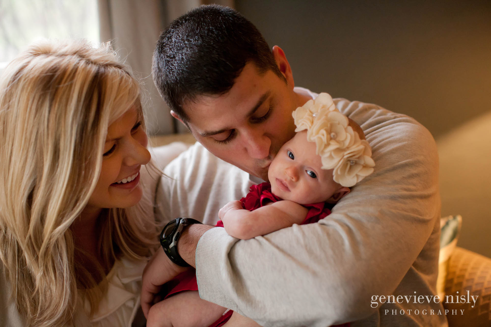 Akron, Baby, Copyright Genevieve Nisly Photography, Family, Ohio, Portraits