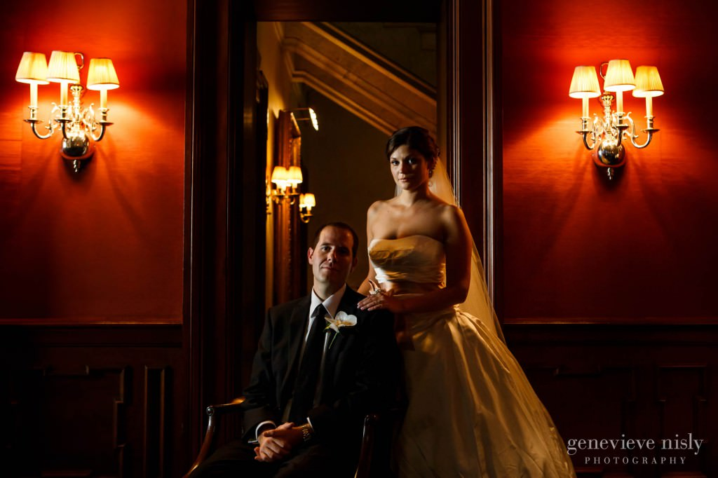 Cleveland, Ohio, Summer, Union Club, Wedding