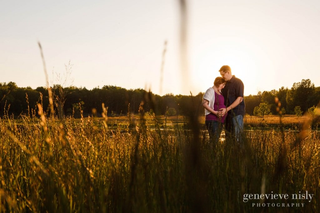 Baby, Copyright Genevieve Nisly Photography, Family, Green, Ohio, Portraits, Summer