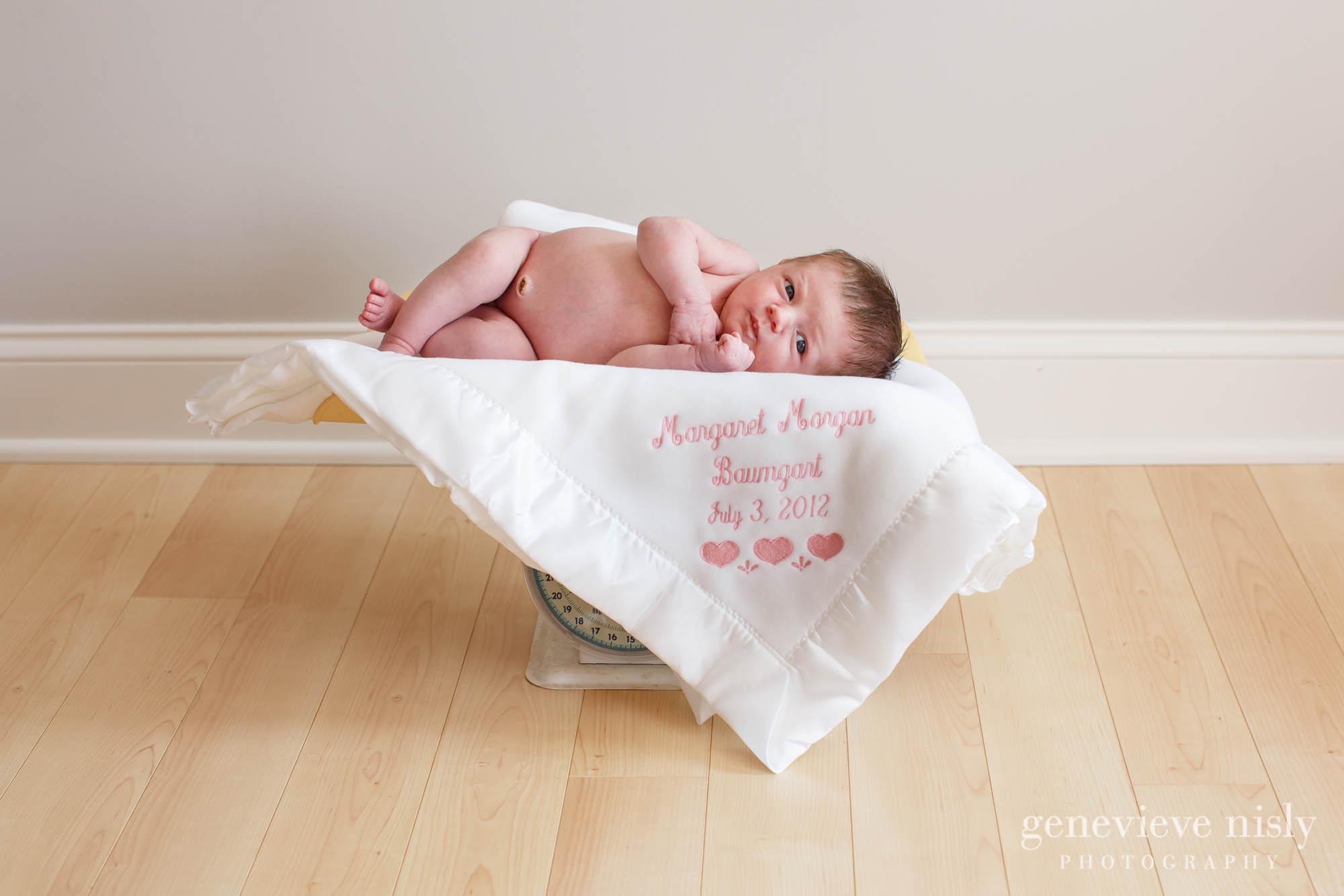Baby, Copyright Genevieve Nisly Photography, Family, Green, Ohio, Portraits