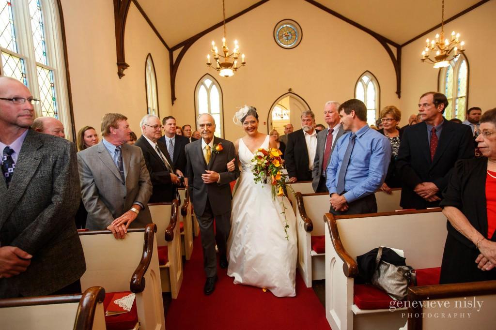 Aurora, Fall, Ohio, Wedding