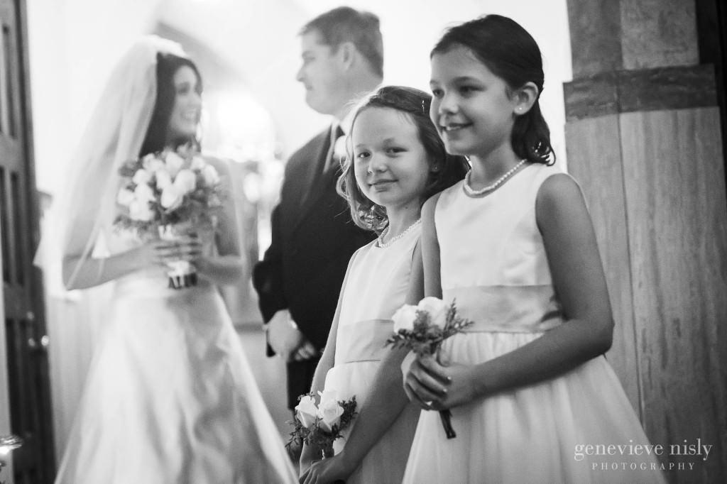 Cleveland, Copyright Genevieve Nisly Photography, Ohio, St. John's Cathedral, Wedding, Winter