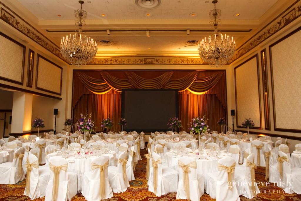 Renaissance Hotel Cleveland Gold Room