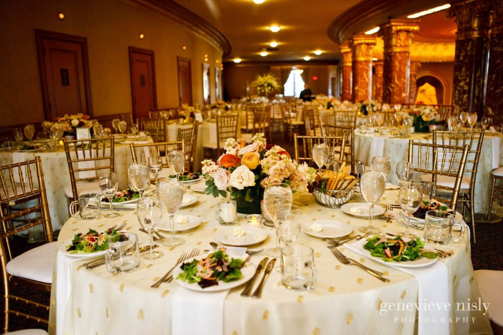 Copyright Genevieve Nisly Photography Severance Hall Wedding