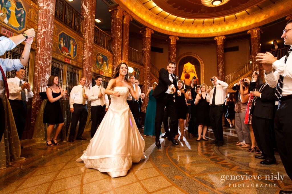 Wedding Copyright Genevieve Nisly Photography Severance Hall