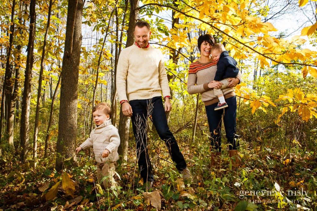 Boettler Park, Copyright Genevieve Nisly Photography, Fall, Family, Portraits