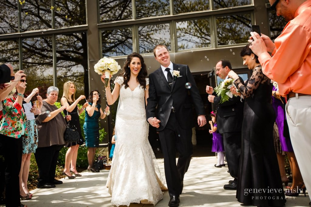 Cleveland, Ohio, Spring, Wedding