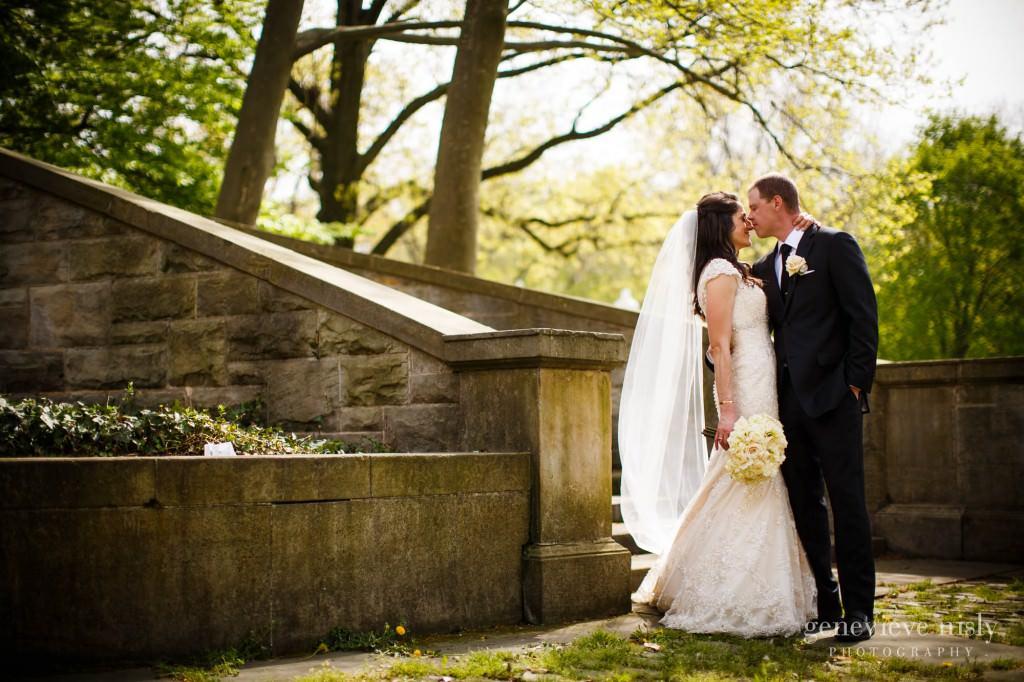 Cleveland, Cultural Gardens, Ohio, Spring, Wedding